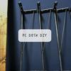 【パソコンデスクDIY】壁一面DIYに挑むための計画と準備をする
