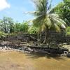 ミクロネシア唯一の世界遺産、ナン・マドール遺跡