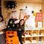 東京オフィスのハロウィンデコレーションが始まったよ!#メルカリな日々