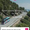 フランス国鉄の格安バス会社「OUIBUS」の予約・購入・バス停の場所の確認方法
