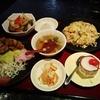 街道沿いの中華料理屋さん_花北京
