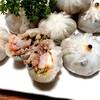 海老韮饅頭