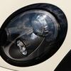 ヘッドライトインナー塗装@R55COOPER-S