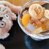 暑い日の手作りデザ〜ツ…❤(*˘ー˘*)