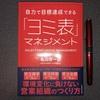 【書評】『自力で目標達成できる「ヨミ表」マネジメント』亀田 啓一郎