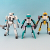 プチブロック ロボットビルダーズ その1