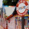 台湾のふらっと寄れる絶景スポット。彩虹眷村!(レインボービレッジ)