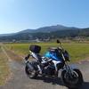 GSR750と筑波山ツーリング
