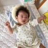 【育児日記26】ギャラン反射で3ヶ月【tori-chan】