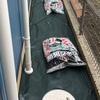 [日記]ついに家の周りに砂利を敷き詰める作業に取り掛かる!面積を計算して必要な量の砂利を用意しよう!