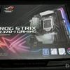壁掛け自作PCを組む! #04「マザーボード編」ROG STRIX Z370-I GAMING オーバークロックだ!