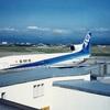 20年以上前の小松空港ならではの光景