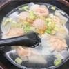 【台湾・苗栗】行列の出来るワンタンスープのお店!江技舊記餛飩店