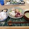 【ランチ】日当山無垢食堂、 3本ローラー