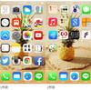iPhoneのホーム画面で性格は分かると思う。