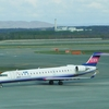 アイベックスエアラインズ34便(ANA3134便) 札幌(新千歳)-仙台 普通席 搭乗記 FW34 Economy Class CTS-SDJ CRJ700 2018 May