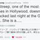 いろいろな翻訳サイトでトランプ氏のメリル・ストリープ氏へのツイートを翻訳してみた!!
