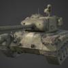 【WOT】アメリカ Tier 7 課金中戦車 T26E3 Cologne  車輌性能と弱点【Supertest】