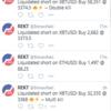 BitmexRektを題材に Tweetの取得・可視化・BTC取引botの話