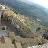 冬のイタリア「ひとりで滞在するフィレンツェ旅!塔の町サンジミニャーノを塔から眺める。想像力を掻き立てる幻想的な風景」