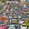 【タイの渋滞】渋滞の中で発見した、素晴らしい精神!!