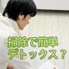 浅見帆帆子さんから教わった掃除で日常簡単デトックス