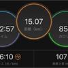 9月5日土曜日 Lラン90分/2020長野マラソン希望RUN