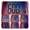 今週の体重、60.0kg。