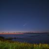 #556 ネオワイズ彗星を肉眼で見たい! 宵の空に美しい尾を伸ばす