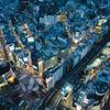 SHIBUYA SKYでブルーアワーの渋谷を撮ってきた