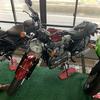 大型自動二輪取得と大型バイク購入!