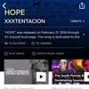 フロリダ銃乱射事件の被害者に捧げた曲 HOPE - XXXTENTACION
