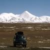 内蒙古からチベット7000キロの旅㉚ 崑崙山を越えて