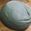 体にフィットするソファを買いました。
