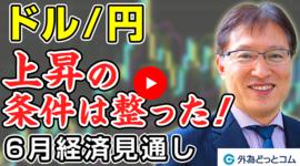 【FXセミナー】ドル/円上昇の条件は整った!6月経済見通し「和田仁志氏」 2021/6/2