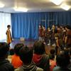 4年生の劇                                Klassenspiel der 4.Klasse