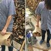 100均材料でログキャリー/ログバッグを自作した話①
