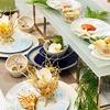 《アーティス地下2階》 夏を楽しむテーブルコーディネート「Welcome DINING Style」