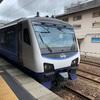 フルムーンパスを使ったグリーン車な鉄道の旅2019・2日目