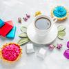 《お菓子とデザイン》Xmasまでカウントダウン【ラ・メゾン・デュ・ショコラ】「ショコラカレンダー2020」と小さなもみの木ランプ