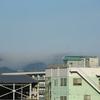 亀岡市の「雲海」