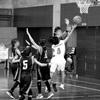 バスケ・ミニバス写真館88 一眼レフで撮影したバスケットボール試合の写真