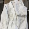 中学校の授業で使う柔道着をリユース!