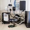 電波系なので引っ越したらすぐにネットワーク不具合を修正して家庭内ネットワーク構築する