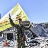 クルド民兵組織、「イスラム国首都」を完全制圧