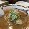 狼スープ『味噌らーめん麺半分 半ライス』