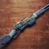 NERF西部劇化計画 第二弾:Winchester Style SlingFire