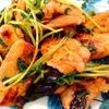 鶏ムネ肉の炒め物 (作り置き)