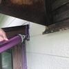 新潟市西区寺尾上 外壁塗装進行中② シーリングの打ち替え