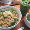nana's green teaランチ♪